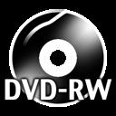 Black DVDRW
