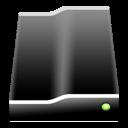 Black ExternalDrive