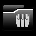 Full Size of Black LibraryFolder