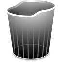 Black TrashEmpty