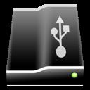 Black USBdrive