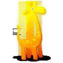 Giraffe 128x128