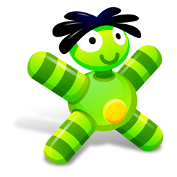 Full Size of Green Doll