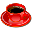 Coffeecup red