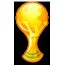 Comic trophy
