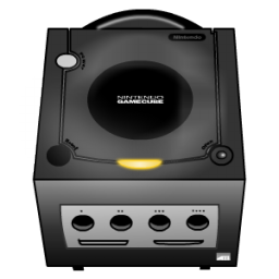 Full Size of Gamecube black
