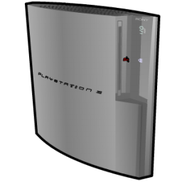 Full Size of Playstation 3 standing silver