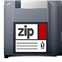 zip unmount