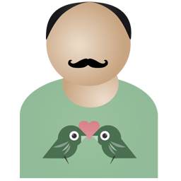 Full Size of Afro man birds