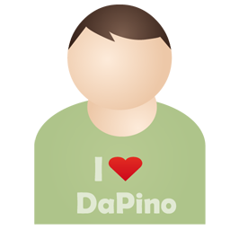 Full Size of I love DaPino