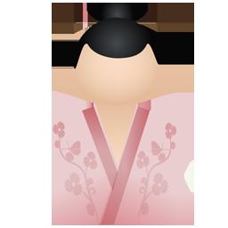 Full Size of Kimono women pink