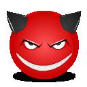 Full Size of Devil smile