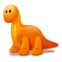 Full Size of Dino orange