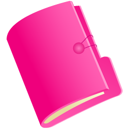 Full Size of Folder pink