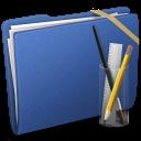 Blue Elastic Application