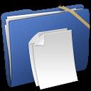 Blue Elastic Documents