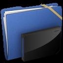 Blue Elastic Wii