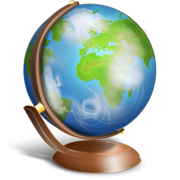 Globe Icon Free Search Download As Png Ico And Icns Iconseeker Com