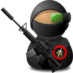 Full Size of Sniper Soldier with Weapon