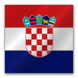 Full Size of Croatia flag