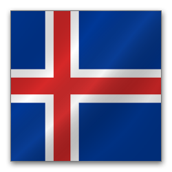 Full Size of Iceland flag