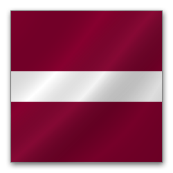 Full Size of Latvia flag