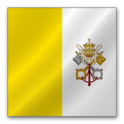 Full Size of Vatican flag