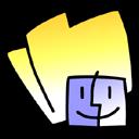 System Folder Yellow