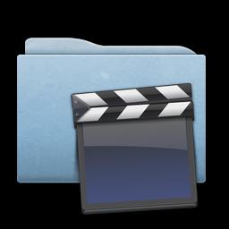 Full Size of Folder Blue Clap