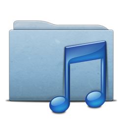 Full Size of Folder Blue Music