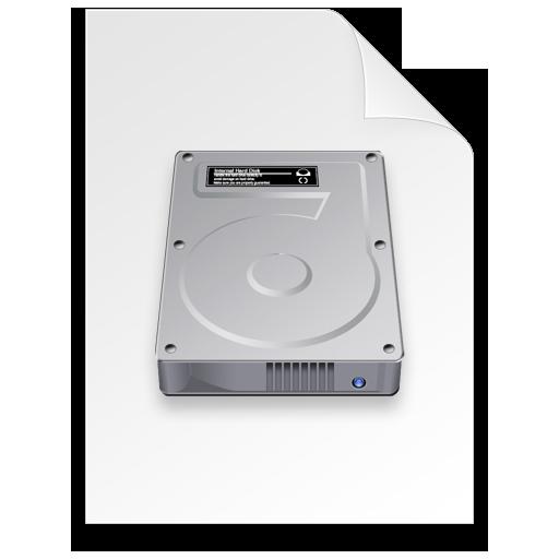 Full Size of disk image Document dark