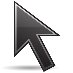 Pointer black icon free search download as png, ico and icns ...: www.iconseeker.com/search-icon/fresh-addon/pointer-black.html