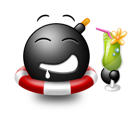 Full Size of Cocktail emoticon