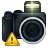 Full Size of camera warning 48