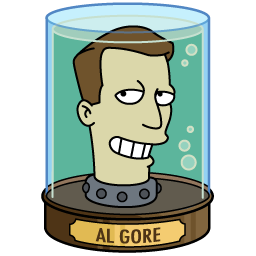 Full Size of Al Gore's Head