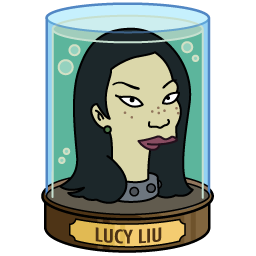 Full Size of Lucy Liu's Head