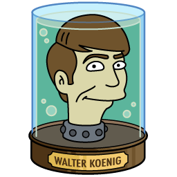Full Size of Walter Koenig's Head