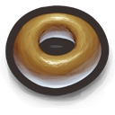 Donut, The Bagel's Glazed and Sometimes Sprinkled Cousin