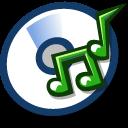 Cd rom audio