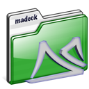 folder madeck