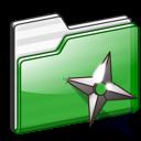 folder shuriken