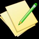 Documents yellow edit