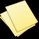 Documents yellow