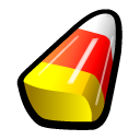 Yellow Candy Corn