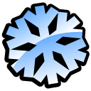 Smoothicon Snowflake