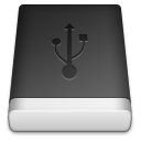 Gray USB