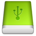 Green USB