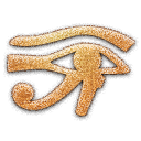 Eye of Horus Embossed