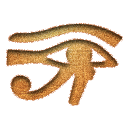 Eye of Horus Inserted
