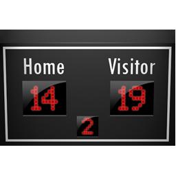 Full Size of scoreboard